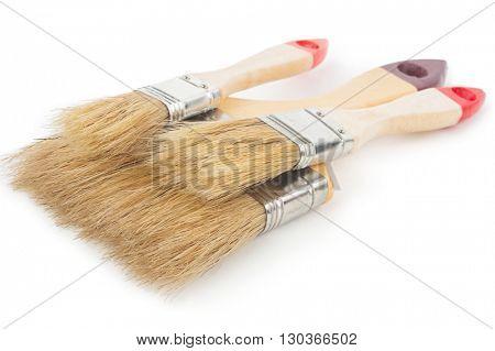 House paintbrushes