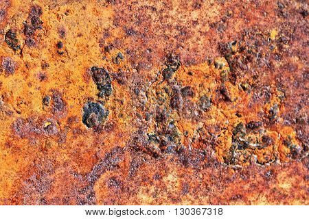 Abstract Rust Texture