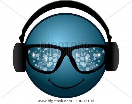 music smiley