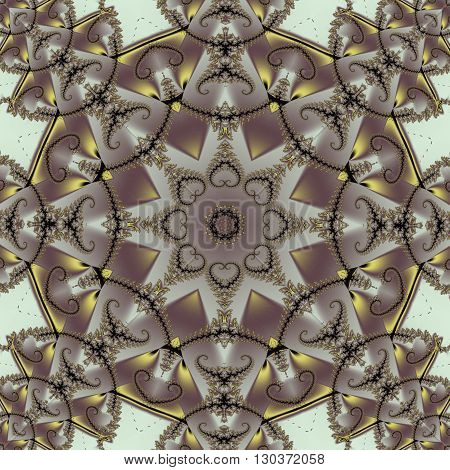 Fabulous fractal background. You can use it for invitations notebook covers phone case postcards cards ceramics carpets and so on. Artwork for creative design art and entertainment.