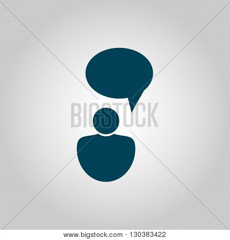 Project Idea Icon In Vector Format. Premium Quality Project Idea Symbol. Web Graphic Project Idea Si