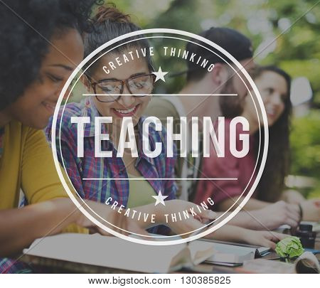 Teaching Instruction Training Education Knowledge Concept