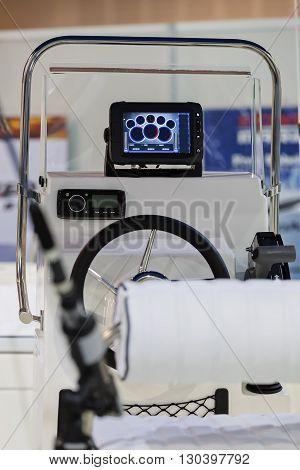 Boat Control Board