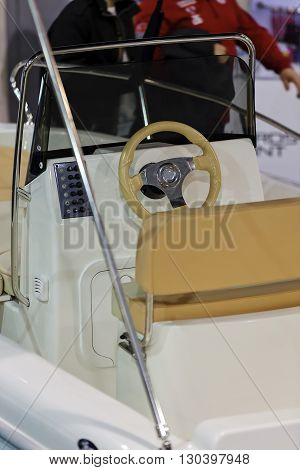 Yacht Steering Wheel