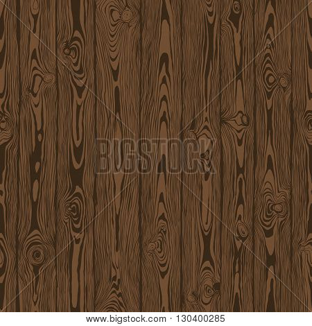 Wood planking background. Seamless rustic wooden texture.