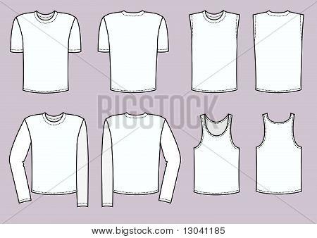 Man's clothes