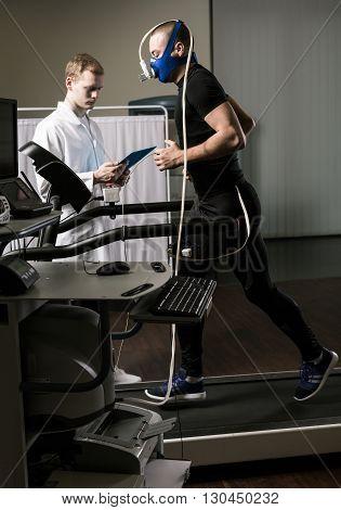 Victory Starts At Treadmill