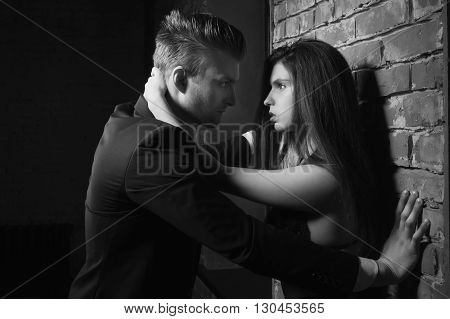 Erotic Young Couple