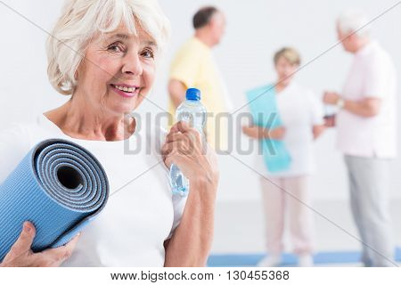 Fitness Classes For Seniors Are About To Begin