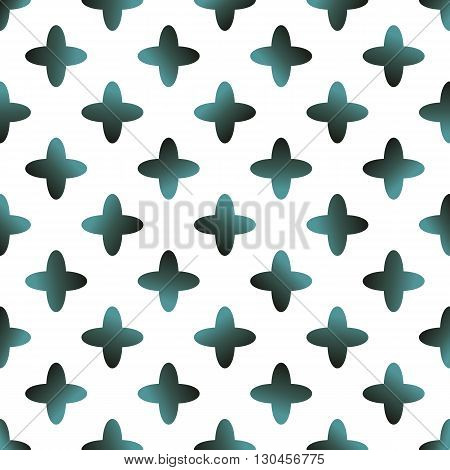 Moroccan tiles ornaments. Can be used for wallpaper, pattern fills, web page background, surface textures. Vector illustration