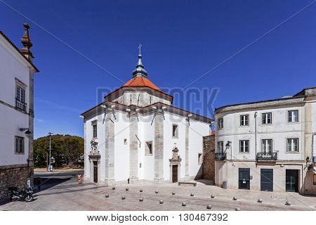 Nossa Senhora da Piedade Church. 17th century Mannerist church, in Santarem, Portugal