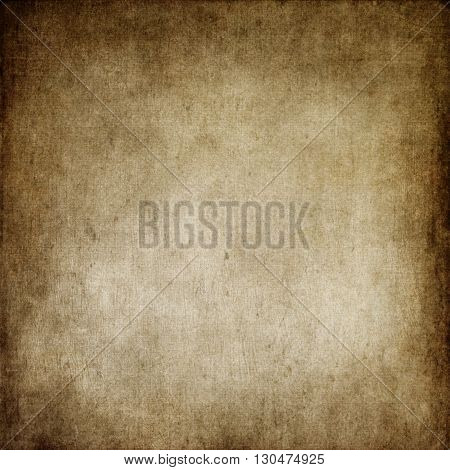Grunge paper background. Natural aging paper texture for the design.