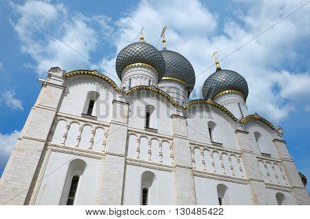 White Stone Orthodox church. Religion architecture style history