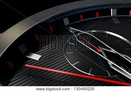 Macro Watch Closeup