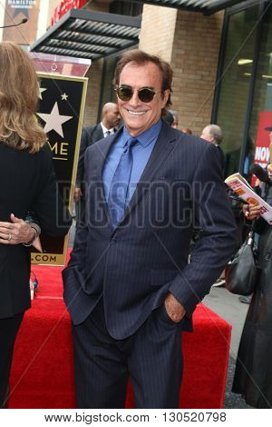 LOS ANGELES - MAY 19:  Thaao Penghlis at the Deidre Hall Hollywood Walk of Fame Ceremony at Hollywood Blvd. on May 19, 2016 in Los Angeles, CA