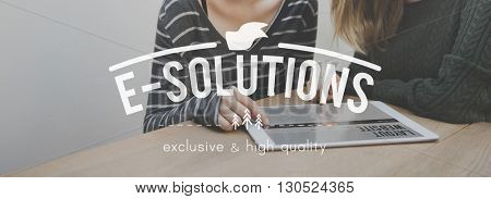 E-Solutions Problem Solving Decision Solution Concept