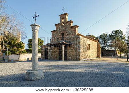 Guadamur Hermitage of Our Lady of the Nativity province of Toledo Spain