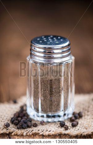 Pepper Shaker(selective Focus)
