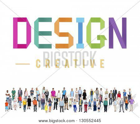 Design Creative Draft Ideas Planning Purpose Concept