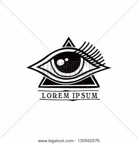 Eye Symbol Theme