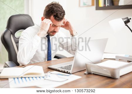 Lawyer Feeling Stressed At Work