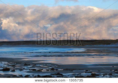 Snow Storm Clouds