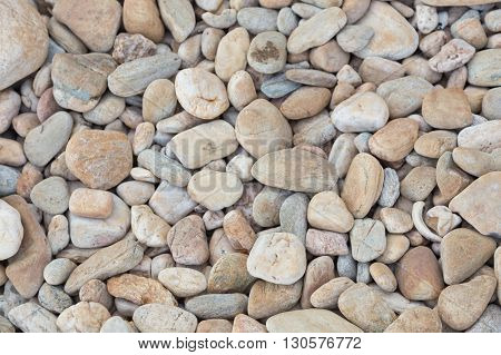 Smoot round stone texture background, natural texture background