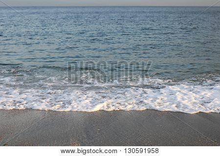 background image visual coast of the Marmara Sea turkey istanbul