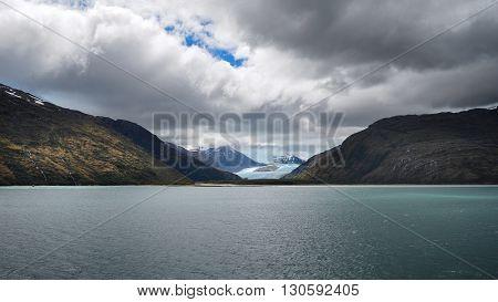 Beagle channel, Tierra del Fuego, Chile / Argentina