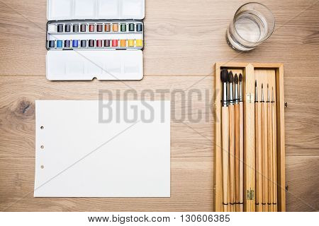 Artists' Equipment