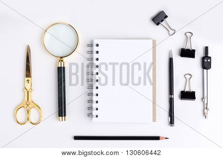 Notepad And Stationery Items