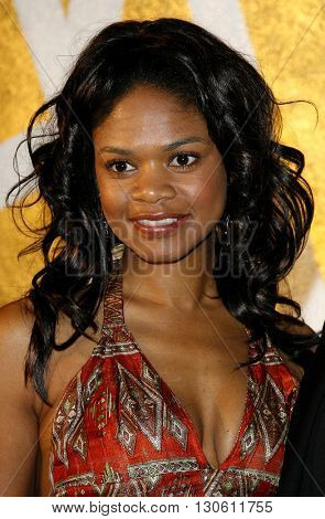 Kimberly Elise at the Napoleon Perdis Hollywood Store Unveiling  held at the Napoleon Perdis in Hollywood, USA on May 1, 2007.