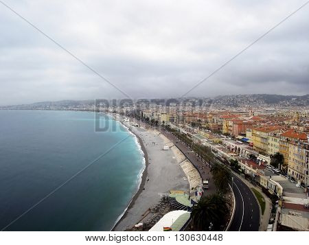 Picturesque Landscapes Of Nice, France