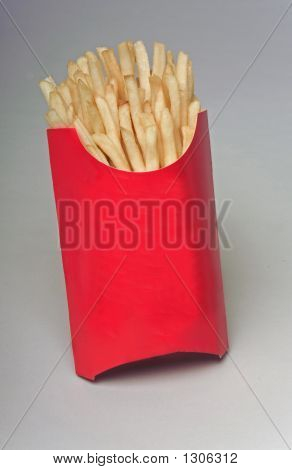 Fast Food Fries Lg