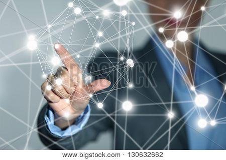 Social interaction concept
