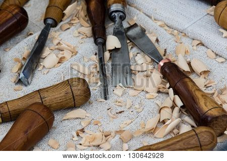 Wood Carver Tools