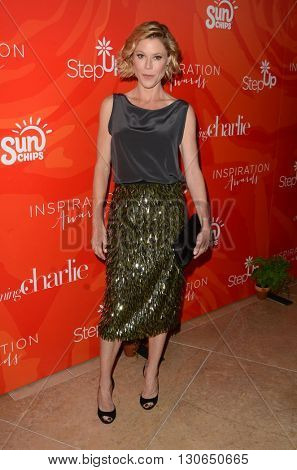 LOS ANGELES - MAY 20:  Julie Bowen at the Step Up Inspiration Awards at Beverly Hilton Hotel on May 20, 2016 in Beverly Hills, CA