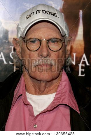 Bruce Dern at the Los Angeles premiere of 'The Astronaut Farmer' held at the Cinerama Dome in Hollywood, USA on February 20, 2007.