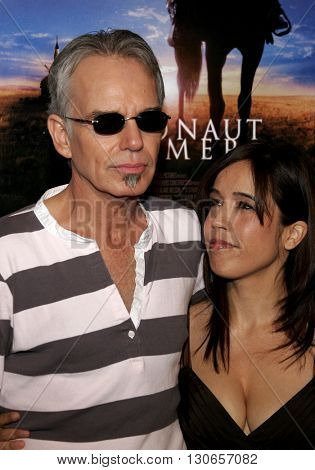 Billy Bob Thornton at the Los Angeles premiere of 'The Astronaut Farmer' held at the Cinerama Dome in Hollywood, USA on February 20, 2007.