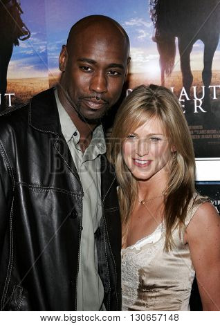 D.B. Woodside at the Los Angeles premiere of 'The Astronaut Farmer' held at the Cinerama Dome in Hollywood, USA on February 20, 2007.