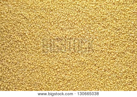 raw couscous background texture detail closeup grain