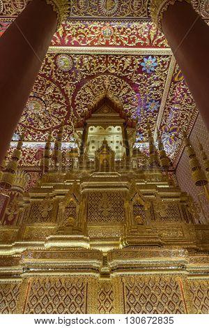 Thai Buddha Statue (wat Thep Sirin)