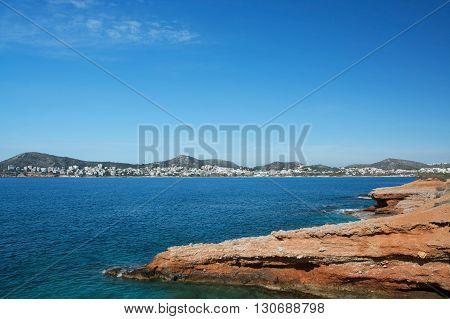 Coast Of Attica, Greece