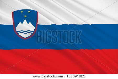 Flag of Slovenia officially the Republic of Slovenia is a nation state in southern Central Europe