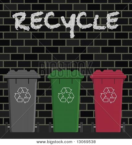 Wall recycle