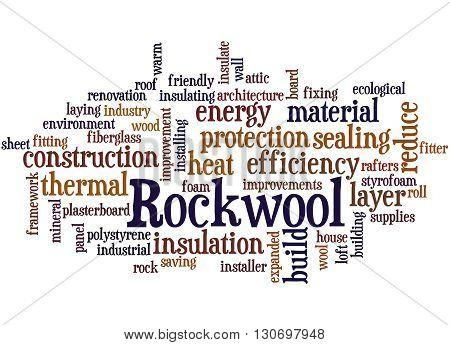 Rockwool, Word Cloud Concept 4