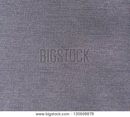 Gray Woolen And Cotton