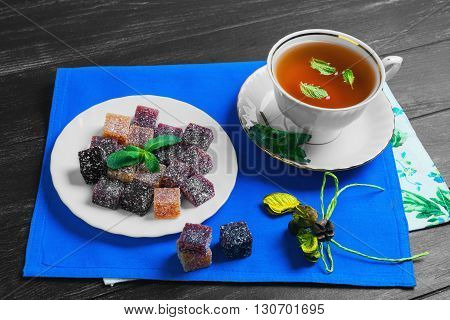 Berry-fruit Marmalades Cubes