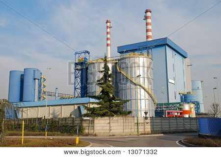 Incineration Plant