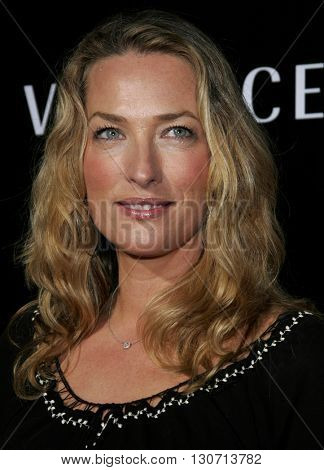 Elaine Irwin Mellencamp at the Rodeo Drive Walk Of Style Award honoring Gianni and Donatella Versace held at the Beverly Hills City Hall in Beverly Hills, USA on February 8, 2007.